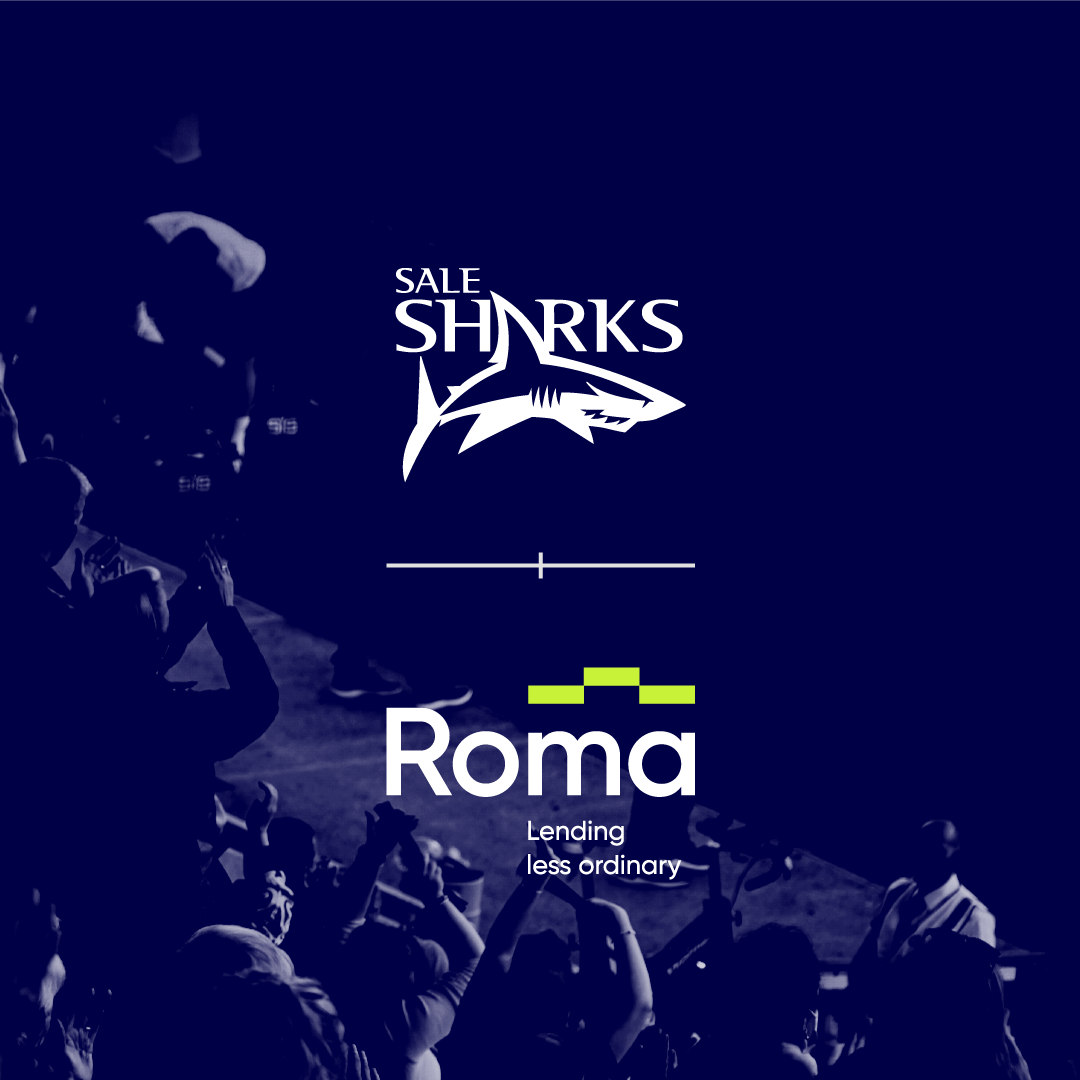 Sharks sign up Manchester lending specialists Roma